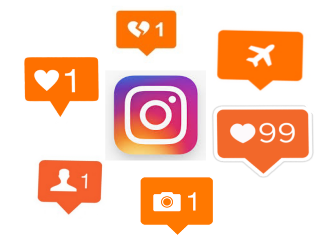 Buy followers and likes on Instagram